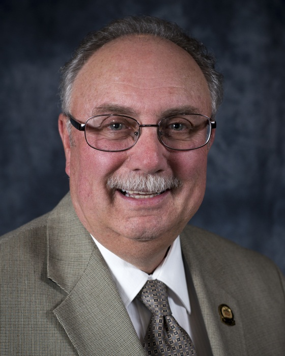 TOAV council member Art Bishop